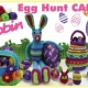 Easter Egg Hunt Crochet Along ( CAL )