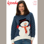 Wendy Christmas Jumper Patterns