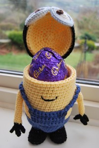 An Eggcellent way to hide a secret chocolate Easter Egg!