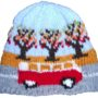 Knit yourself an Autumn Beanie with our Campervan or Beetle/Bug 4 Seasons pattern!