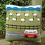 Countryside Cushion Front