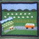 Campervan Travels Cushion goes supersize!