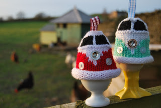 Knit a VW Campervan Egg Cosy