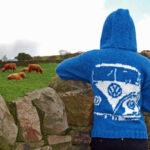 campervan hoodie knitting pattern