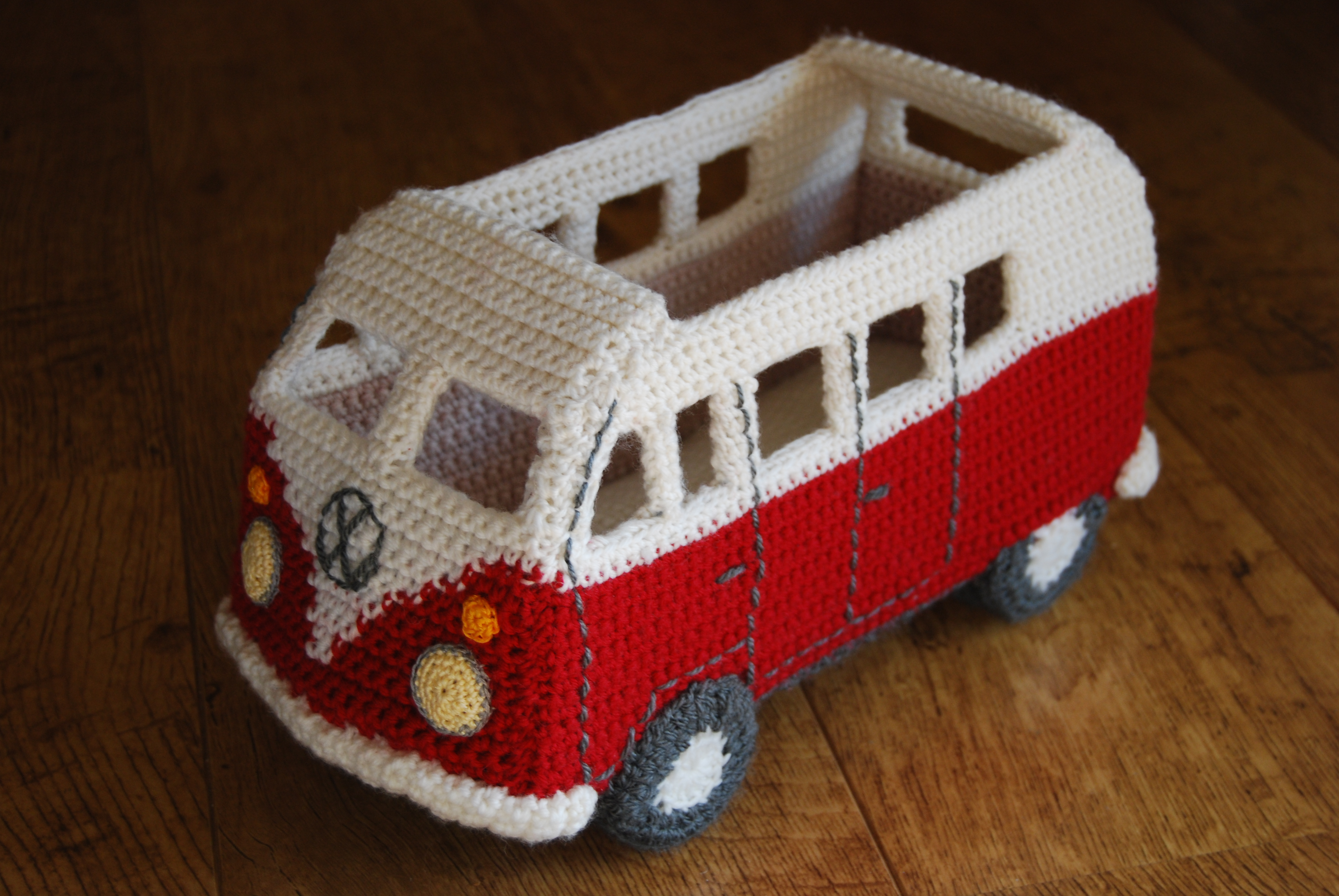 Splitty campervan pdf crochet pattern slightly sheepish splitty campervan pdf crochet pattern bankloansurffo Gallery