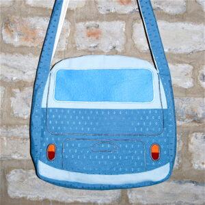 Make your own campervan bag - rear view