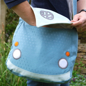 Plenty of room to keep all your bits and bobs in our Campervan Bag