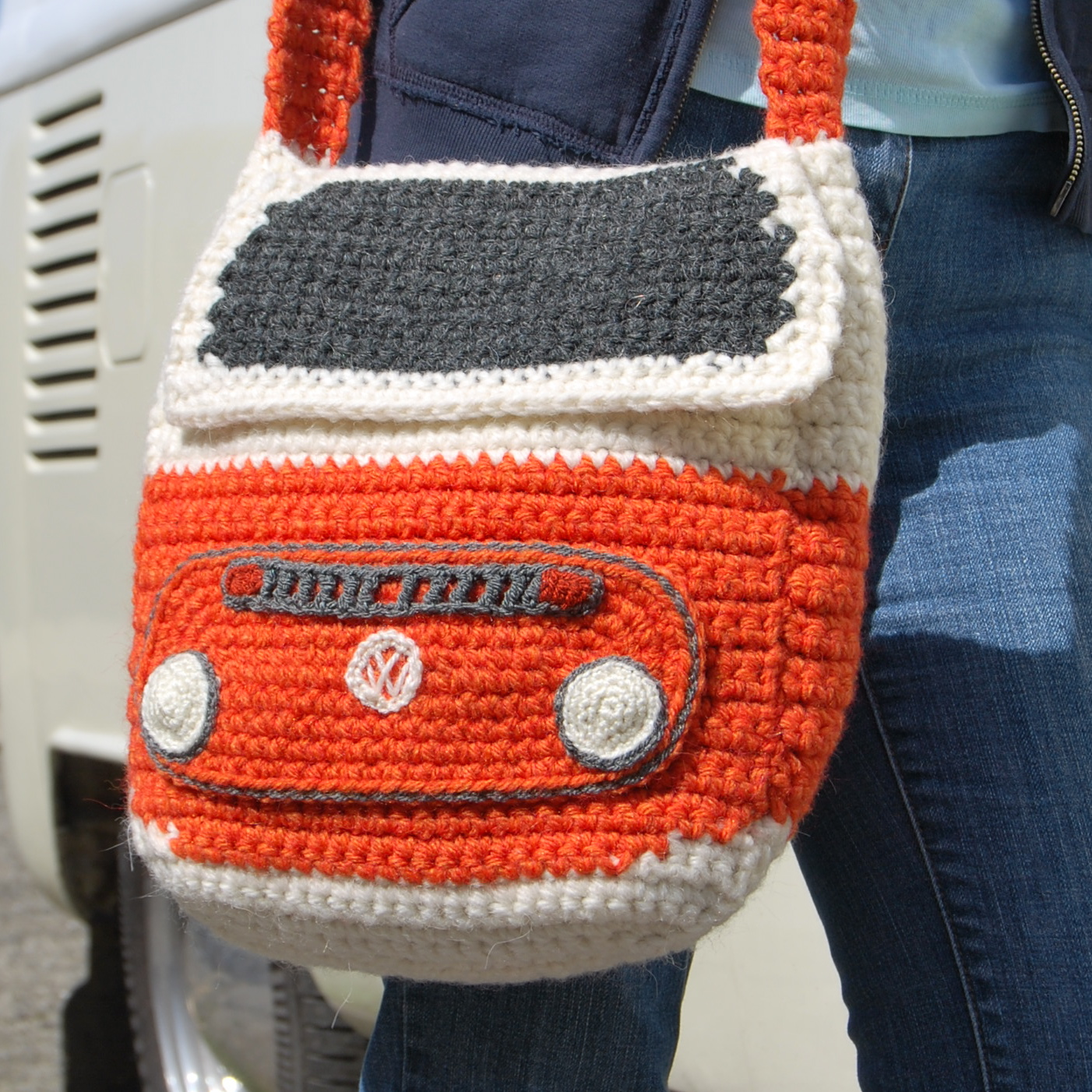 Pdf crochet pattern for bay campervan shoulder bag slightly sheepish pdf crochet pattern for bay campervan shoulder bag bankloansurffo Choice Image