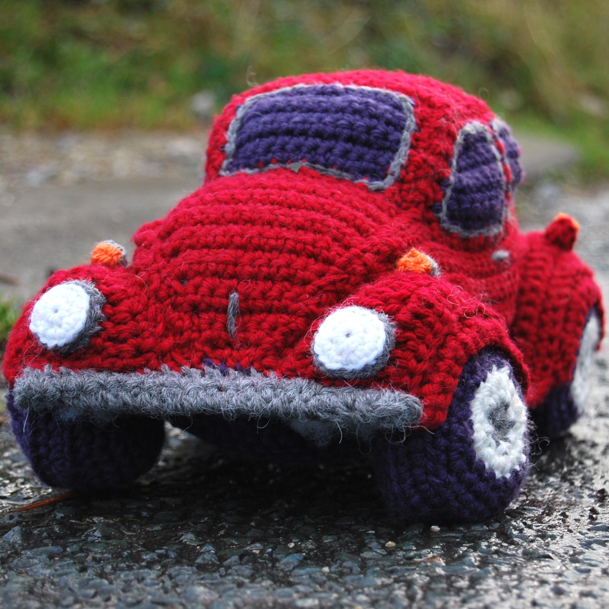 Pdf crochet pattern for hug a bug cuddly car slightly sheepish pdf crochet pattern for hug a bug cuddly car bankloansurffo Gallery
