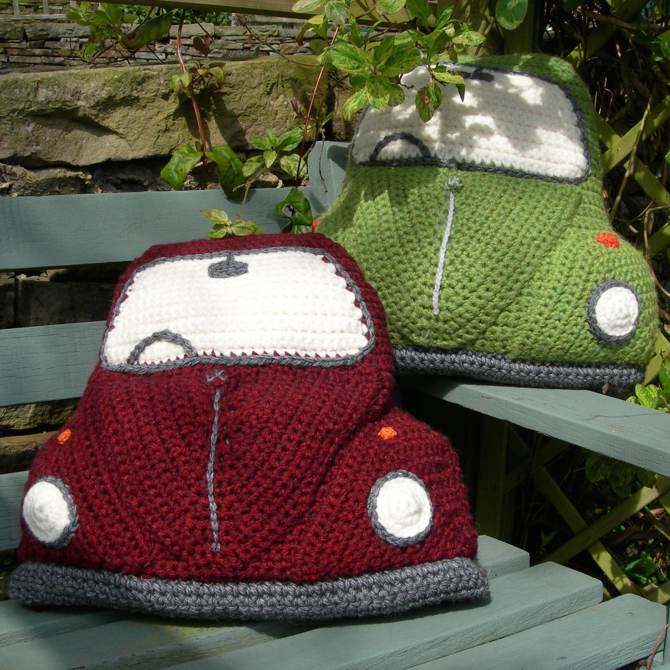 Classic Mini Cooper (inspired) Amigurumi Toy Car amigurumi pattern ...   2191x2191