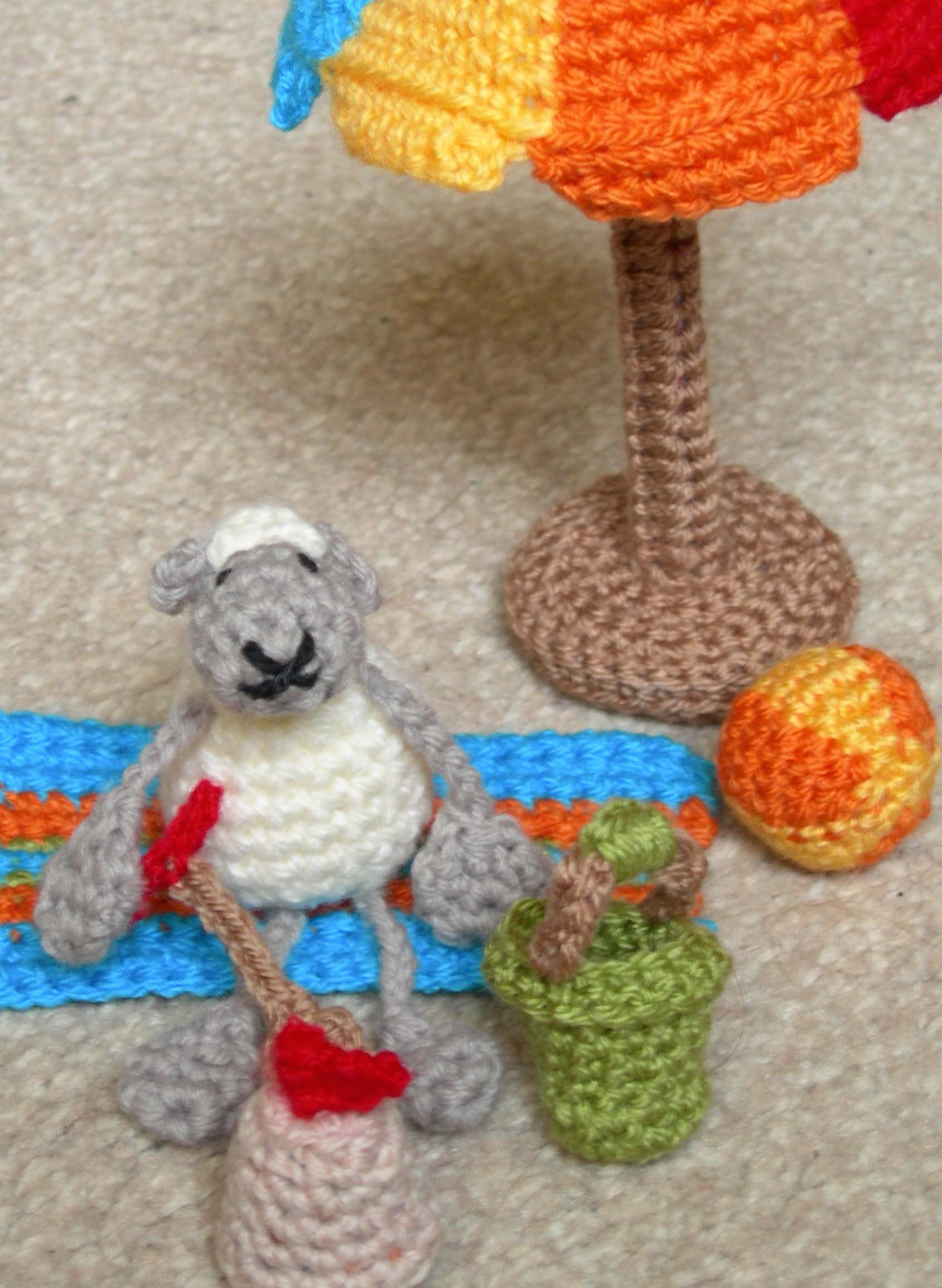 Sheep Dip Island PDF Downloadable Crochet Pattern - Slightly Sheepish