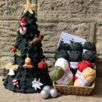 TBRamsden's Christmas Tree Crochet Along CAL