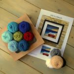 Campervan Themed Knitting and Crochet Kits